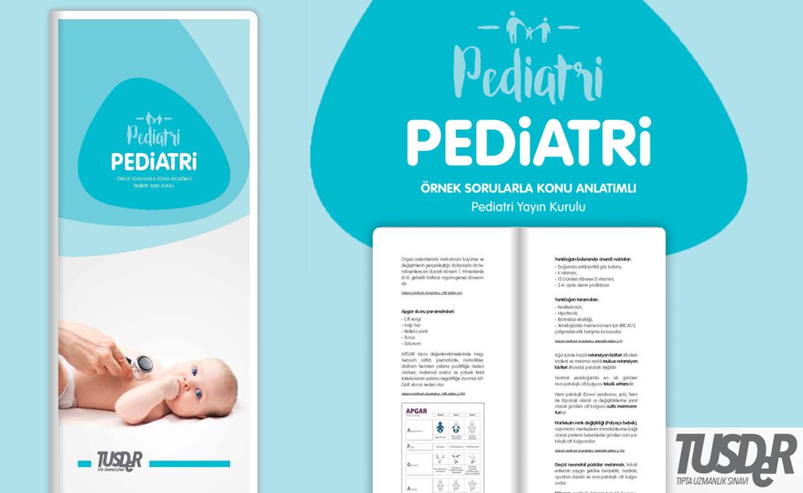 Pediatri Örnek Sorularla Konu Anlatımı